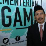 Kepala Biro Kepegawaian Kemenag Saefuddin