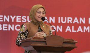Menteri Tenaga Kerja Dr. Hj. Ida Fauziyah, M.Si