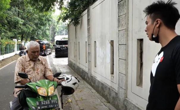 Baim Wong Ditunggu Minta Maaf Secara Langsung oleh Kakek Suhud