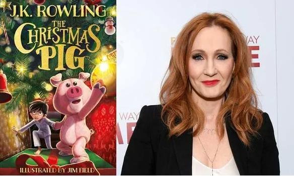 JK Rowling Terbitkan Buku Baru, Terinspirasi Mainan Anaknya